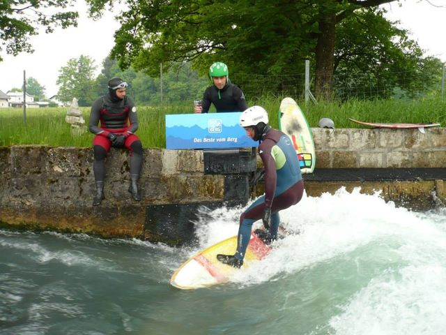 Riversurf Instructor Level 1 Ausbildung